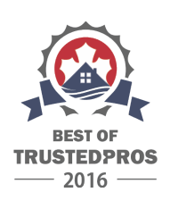 2016 Best of Trusted Pros Award