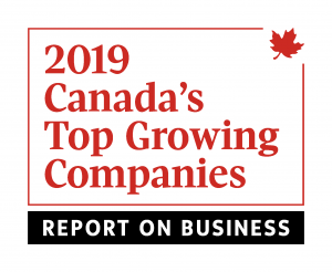 The Globe and Mail 2019 Canada's Top Growing Companies
